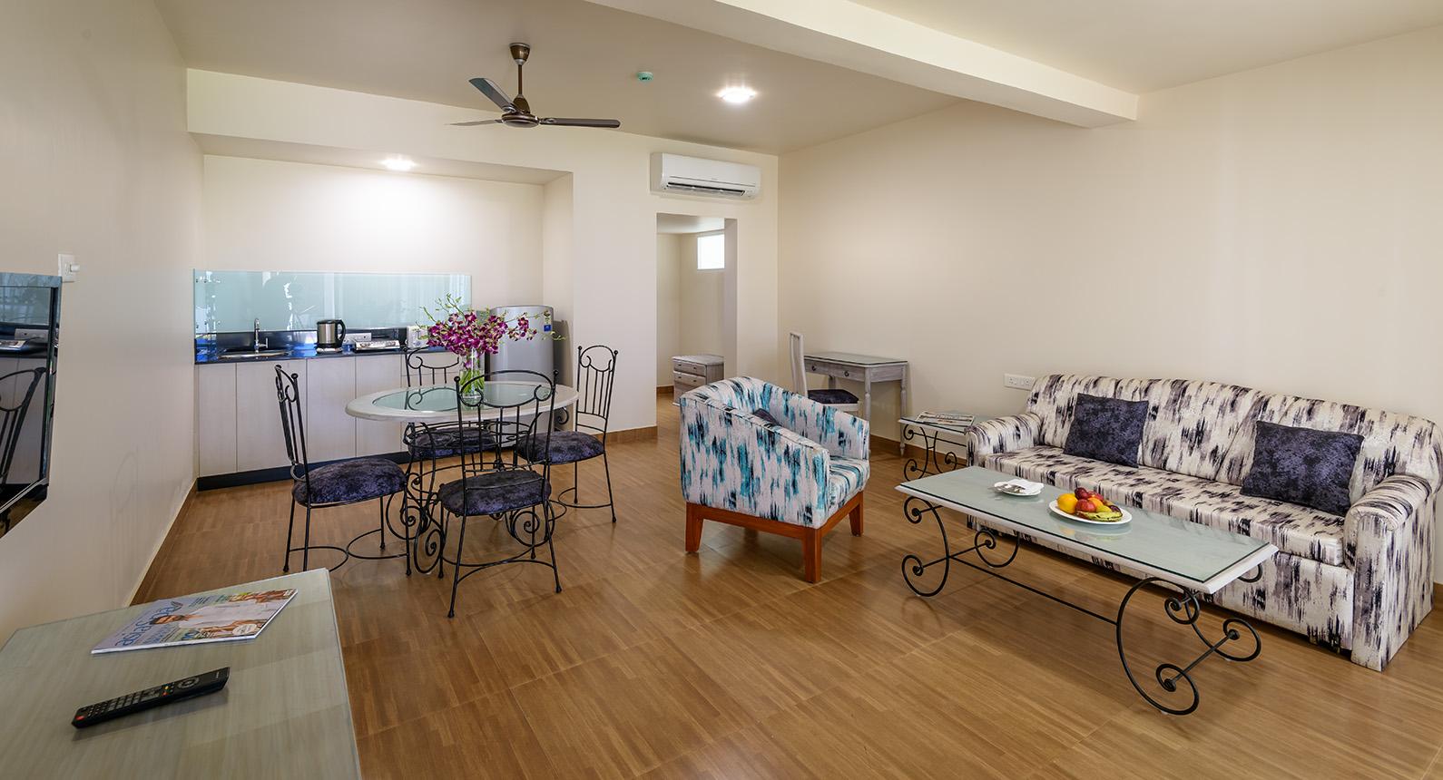 Karma Royal Benaulim Rooms and Accommodation
