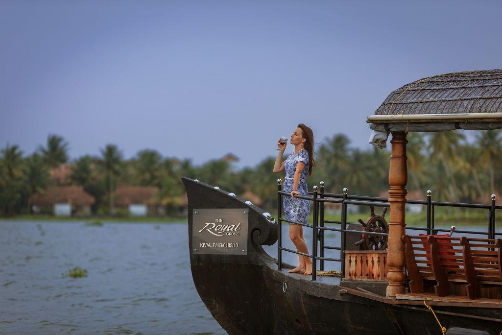 Karma Royal House Boat