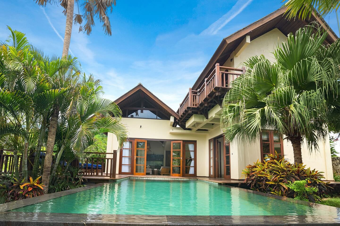Three and Four Bedroom Pool Villa