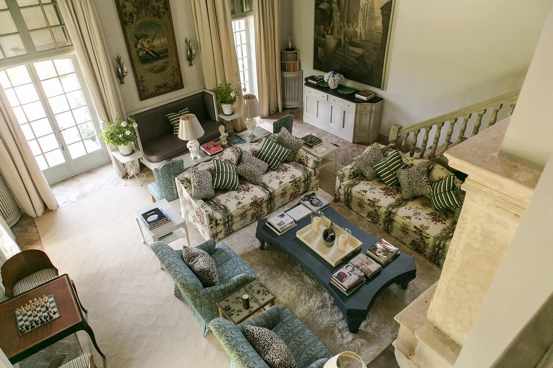 Le Preverger Living Room
