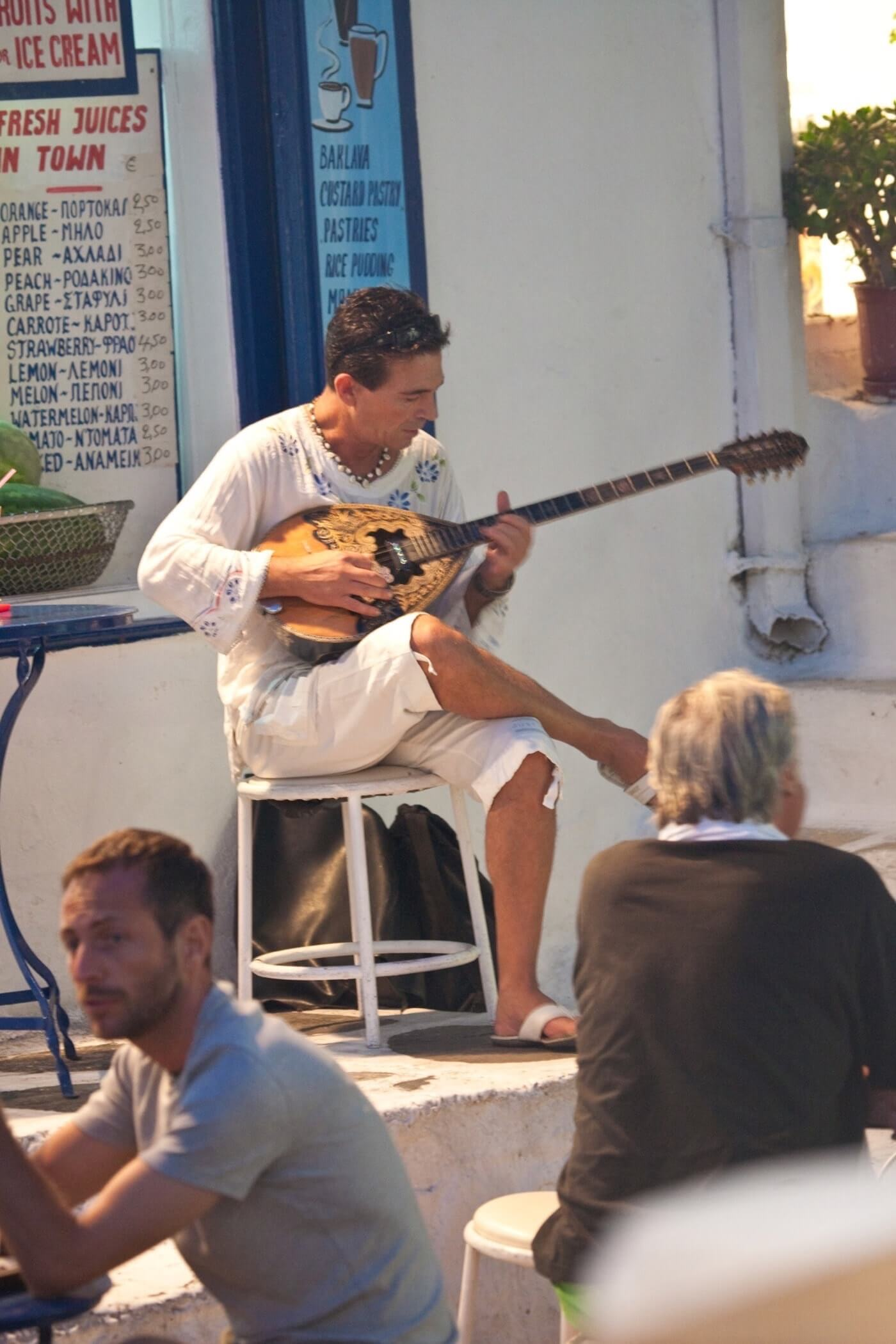 Mykonos Local Area Entertainment
