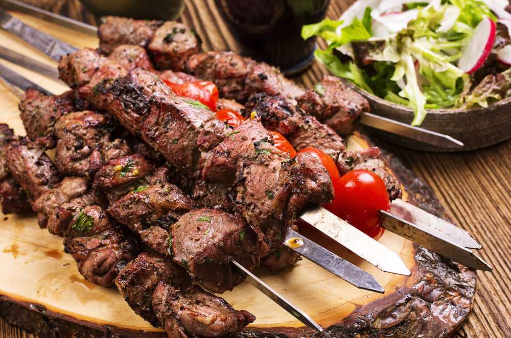 Lamb Souvlaki Recipe