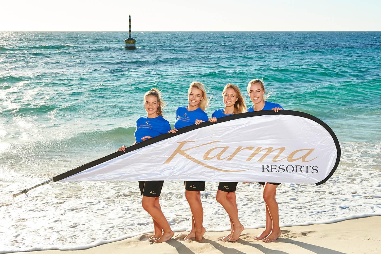 Karma Rottnest channelswim