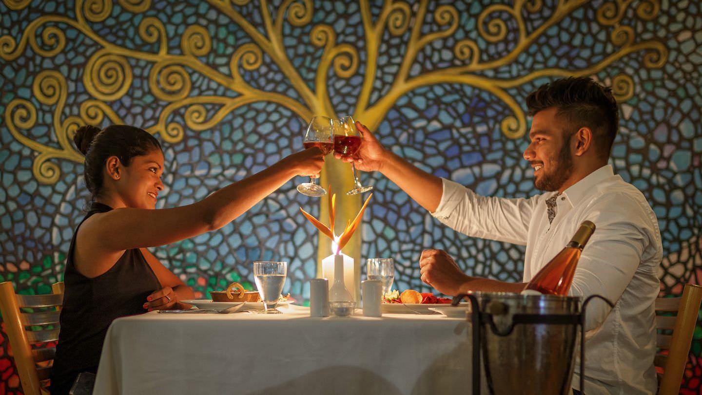 Karma Royal Palms Dining at Benaulim Brasserie