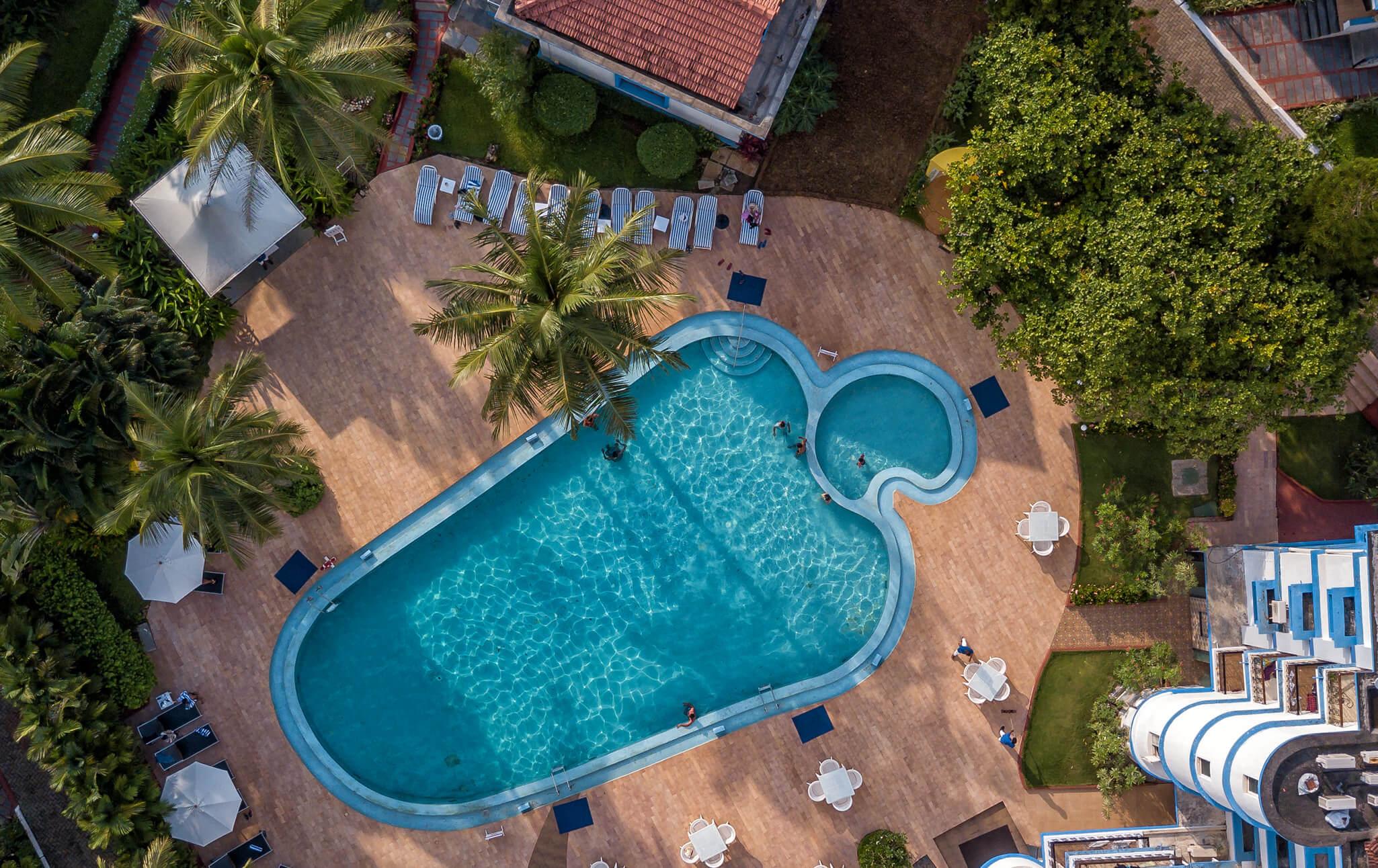Karma Royal Palms Pool Area