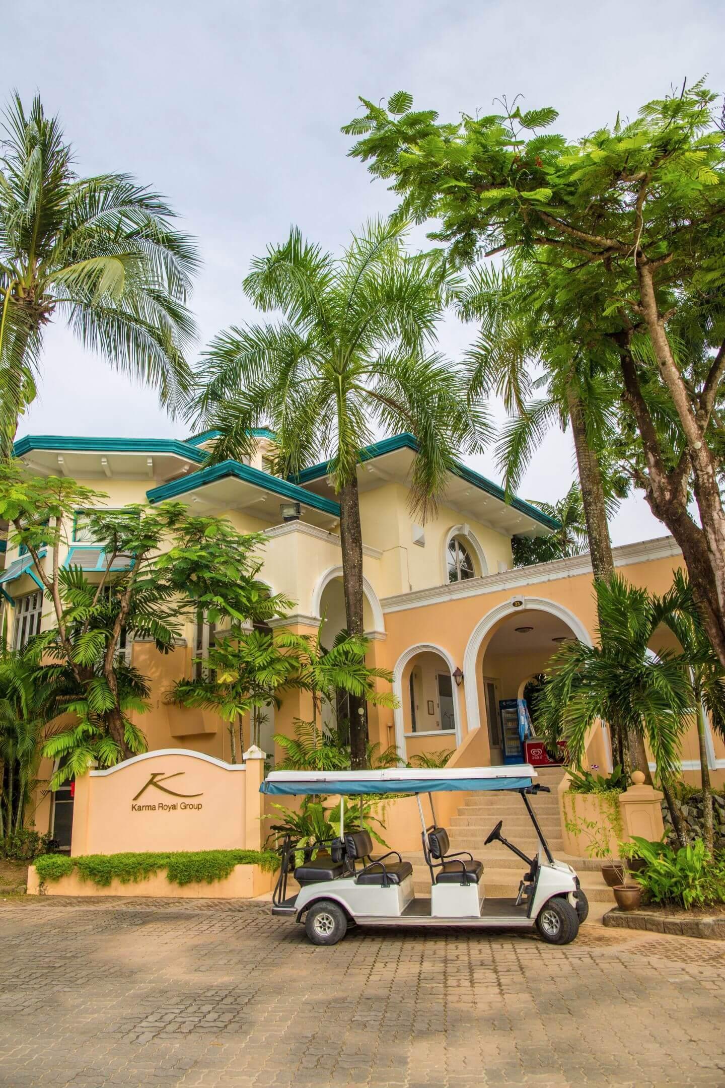 Karma Royal Phuket Resort Transport