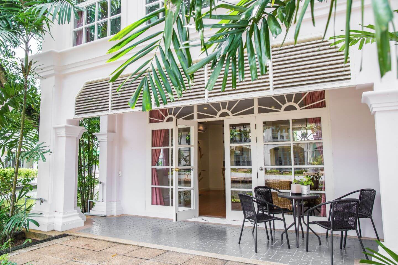 Karma Royal Phuket Accommodation Garden Patio