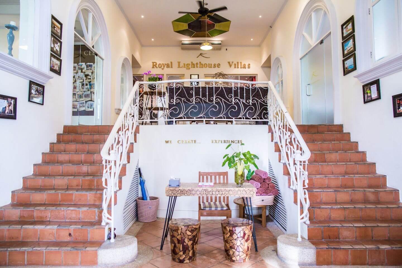 Karma Royal Phuket Reception Area