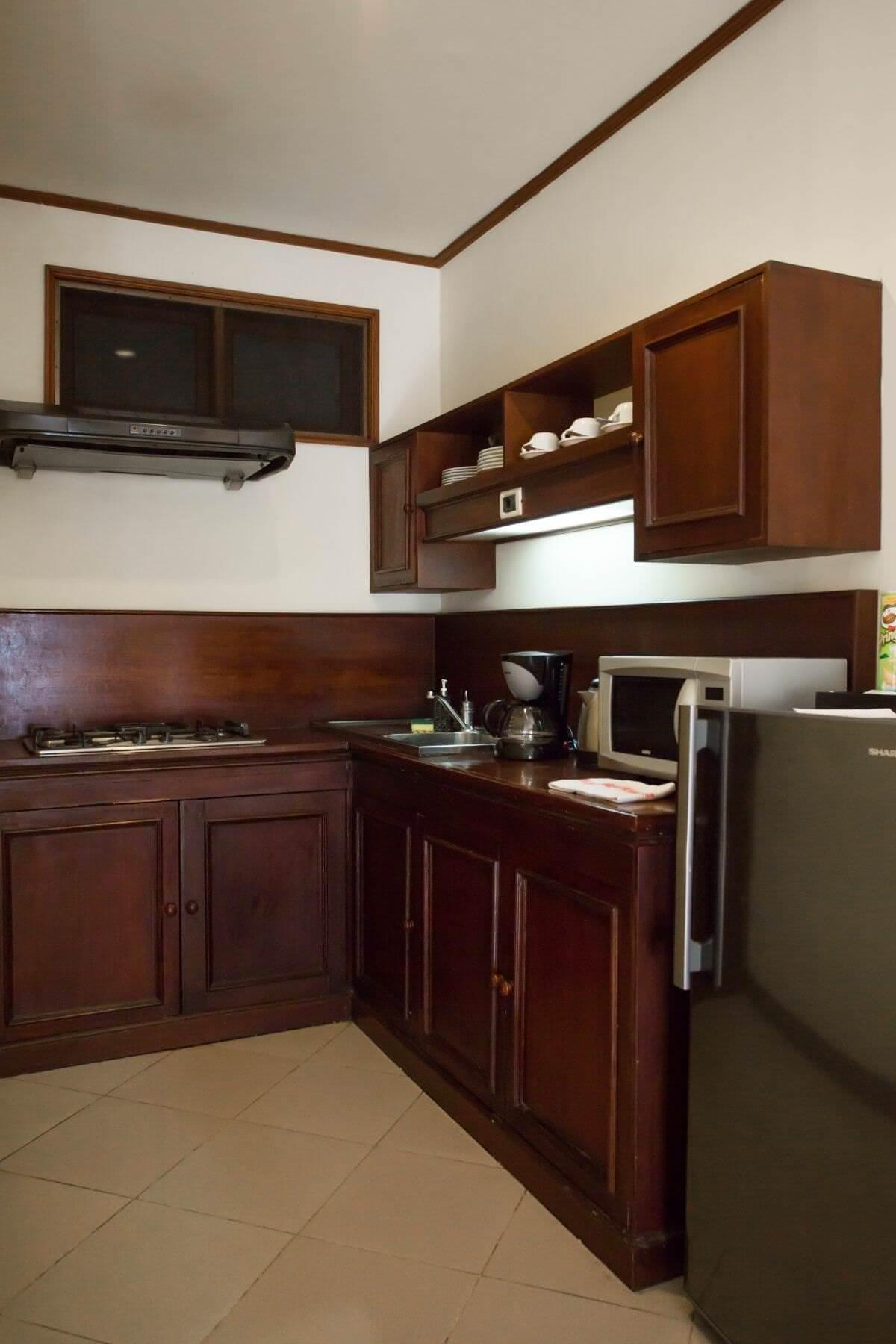 Karma Royal Sanur Accommodation Kitchen
