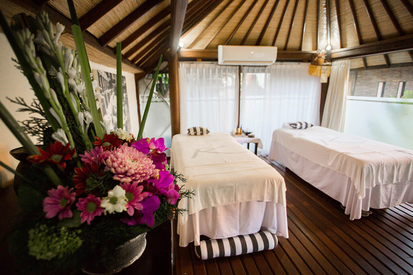 Karma Spa Room Treatments