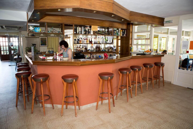 Karma Royal Villea Indoor Bar