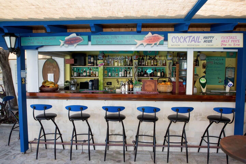 Karma Royal Villea Pool Bar