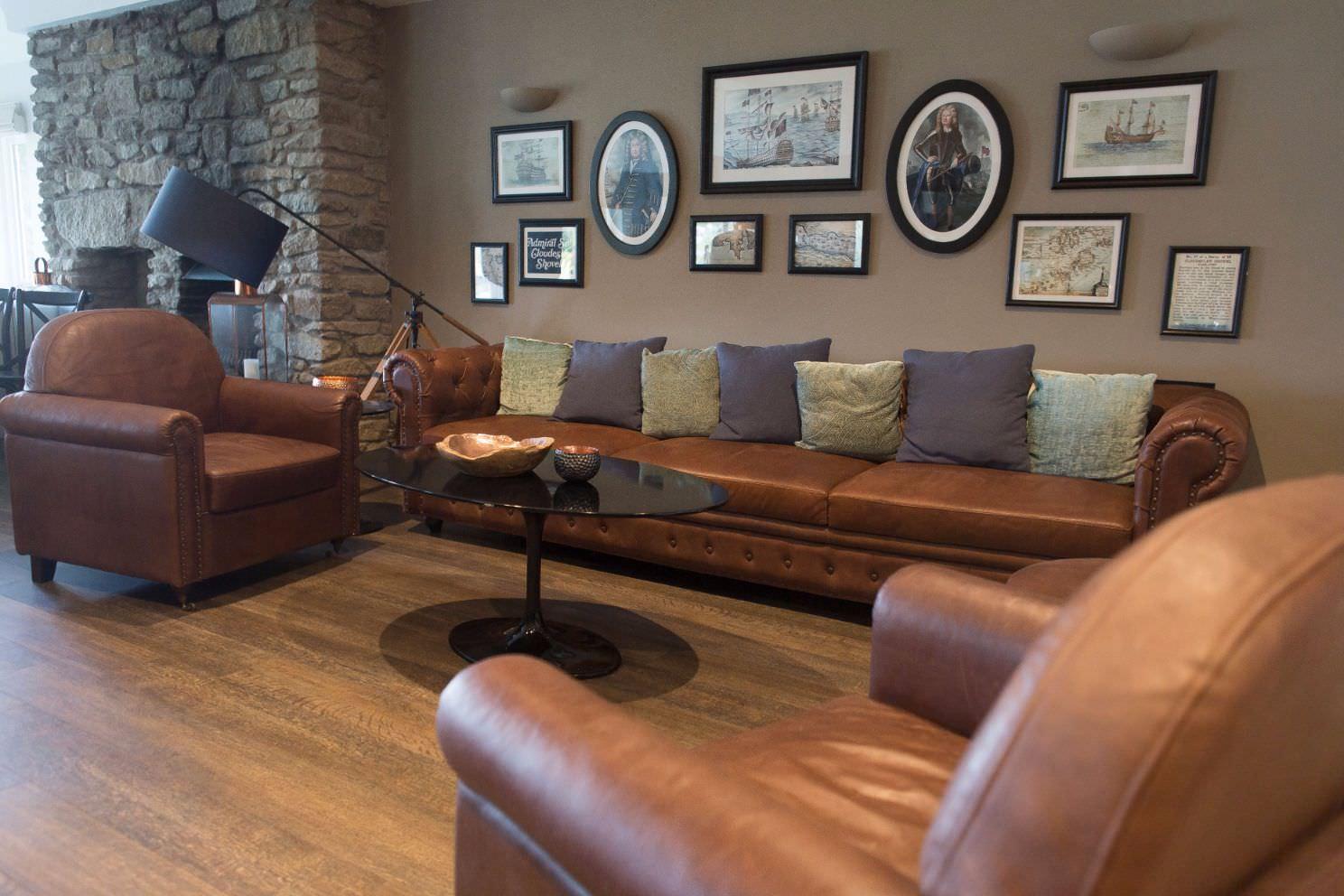 Karma St. Martin Lounge Area