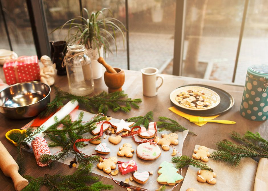 Christmas on a Plate: Festive Foods from around the World!