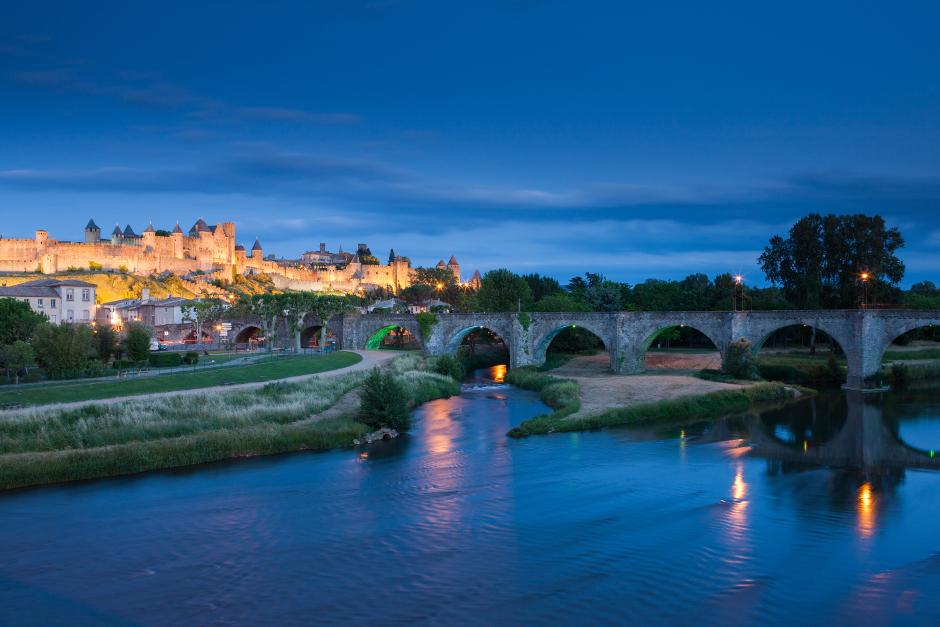 Carcassonne France's famous La Cité