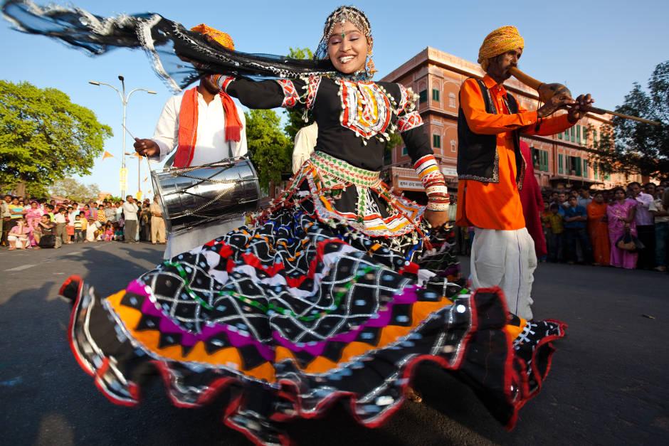 Gangaur in Jaipur, Indian Festivals, Karma Group Blog