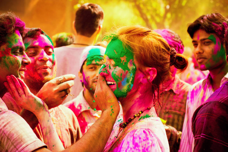 Holi, Indian Festivals, Karma Group Blog