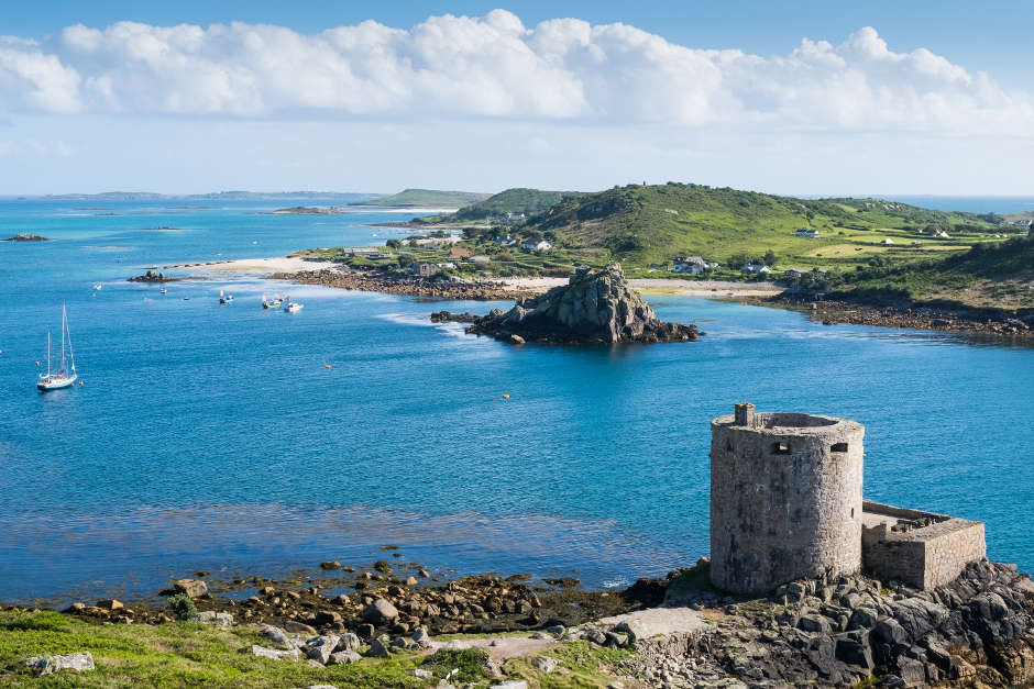 Scilly Isles boating, St Martin's, Karma Group Blog