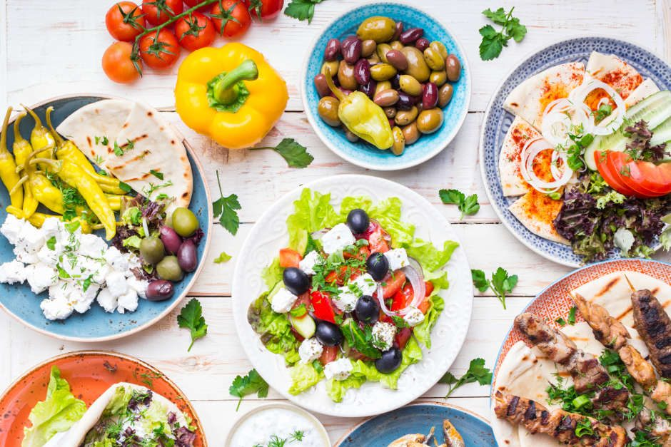 Eat your way around Greece