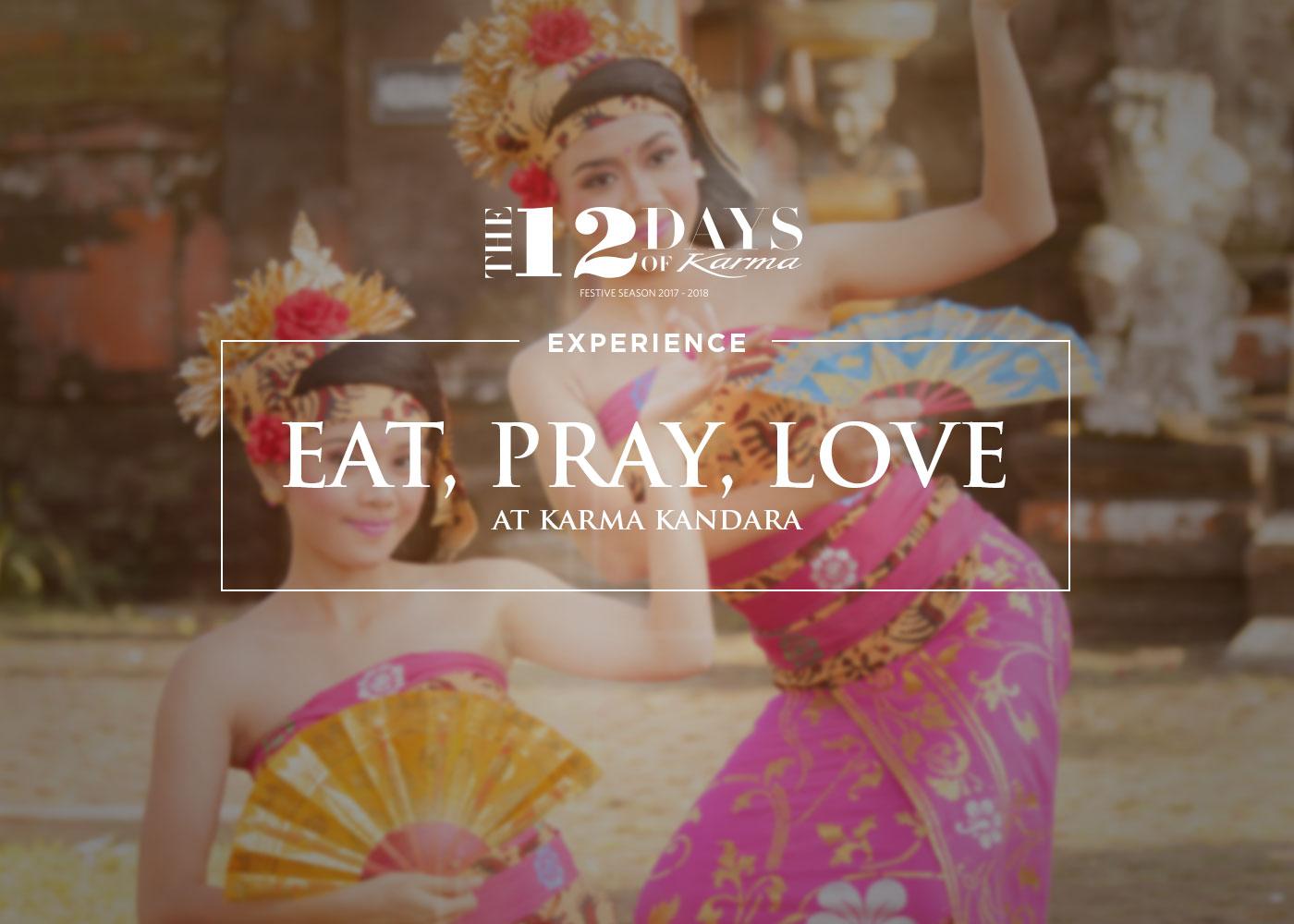 Karma Kandara, Balinese Dance, Bali