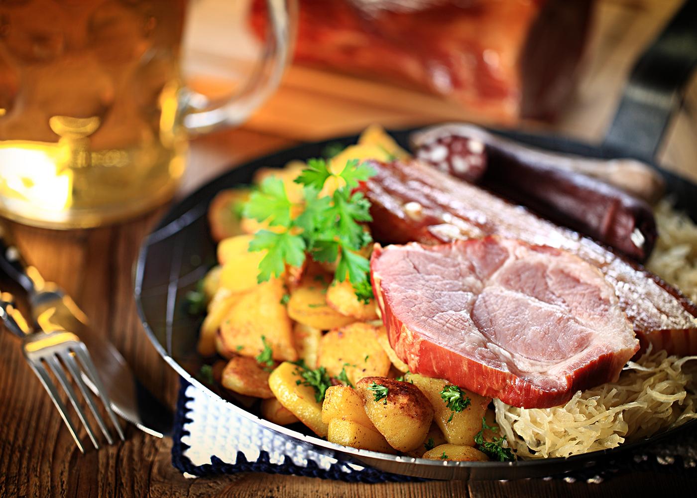 Karma Bavaria Dinner