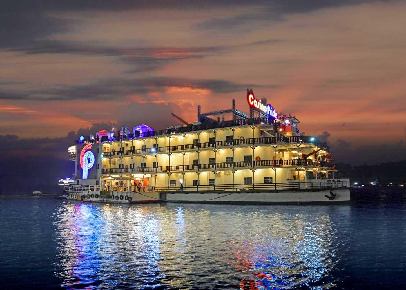 Floating Casino Goa