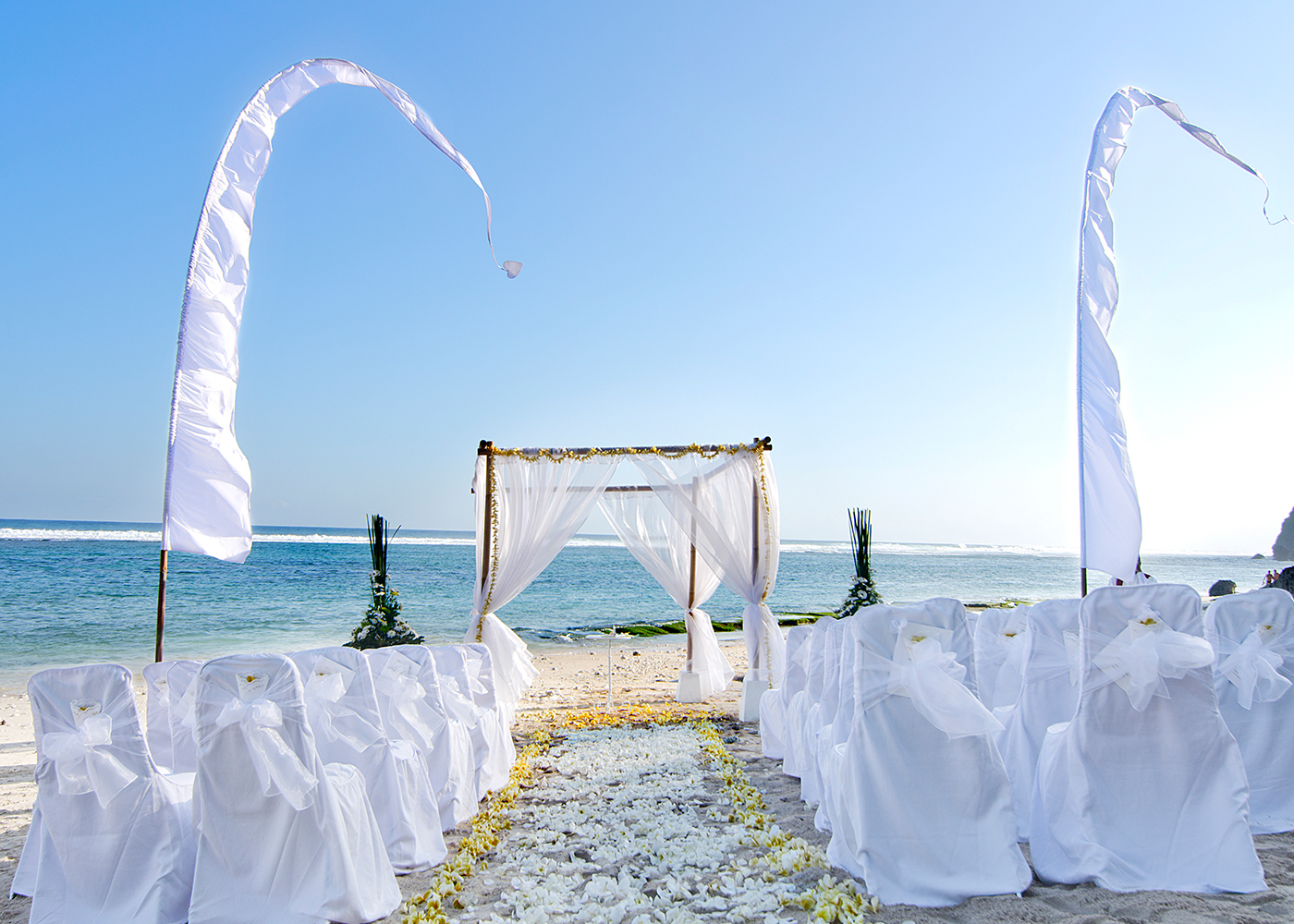 Karma Kandara Wedding Bali