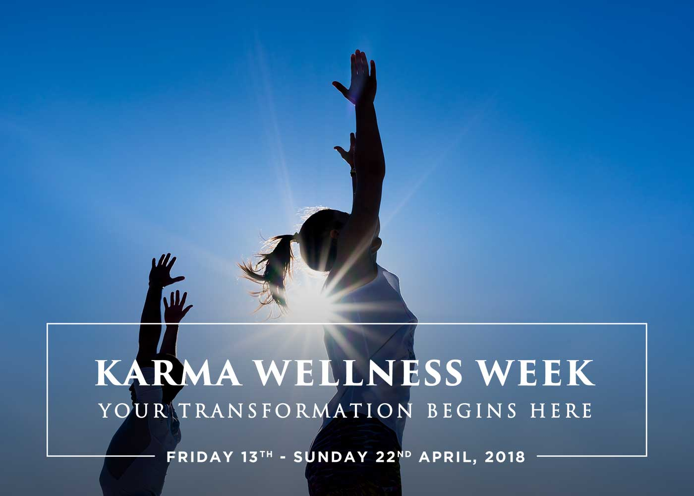 Karma Wellness Week