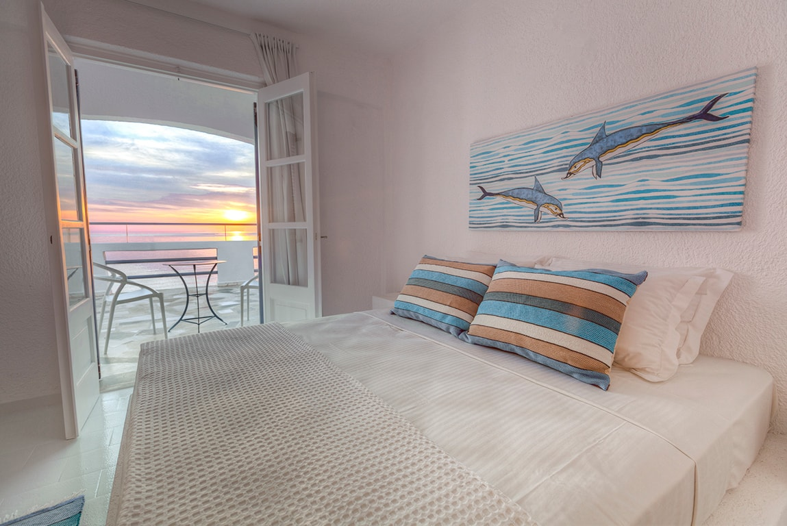 Karma Minoan Room Sunset