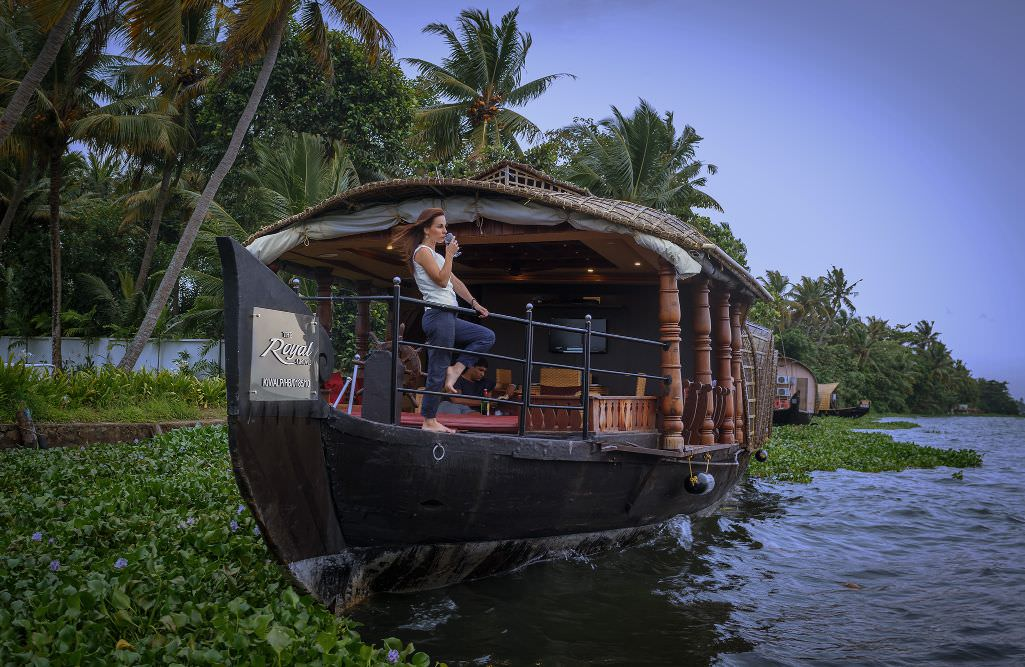 Karma Royal House Boat
