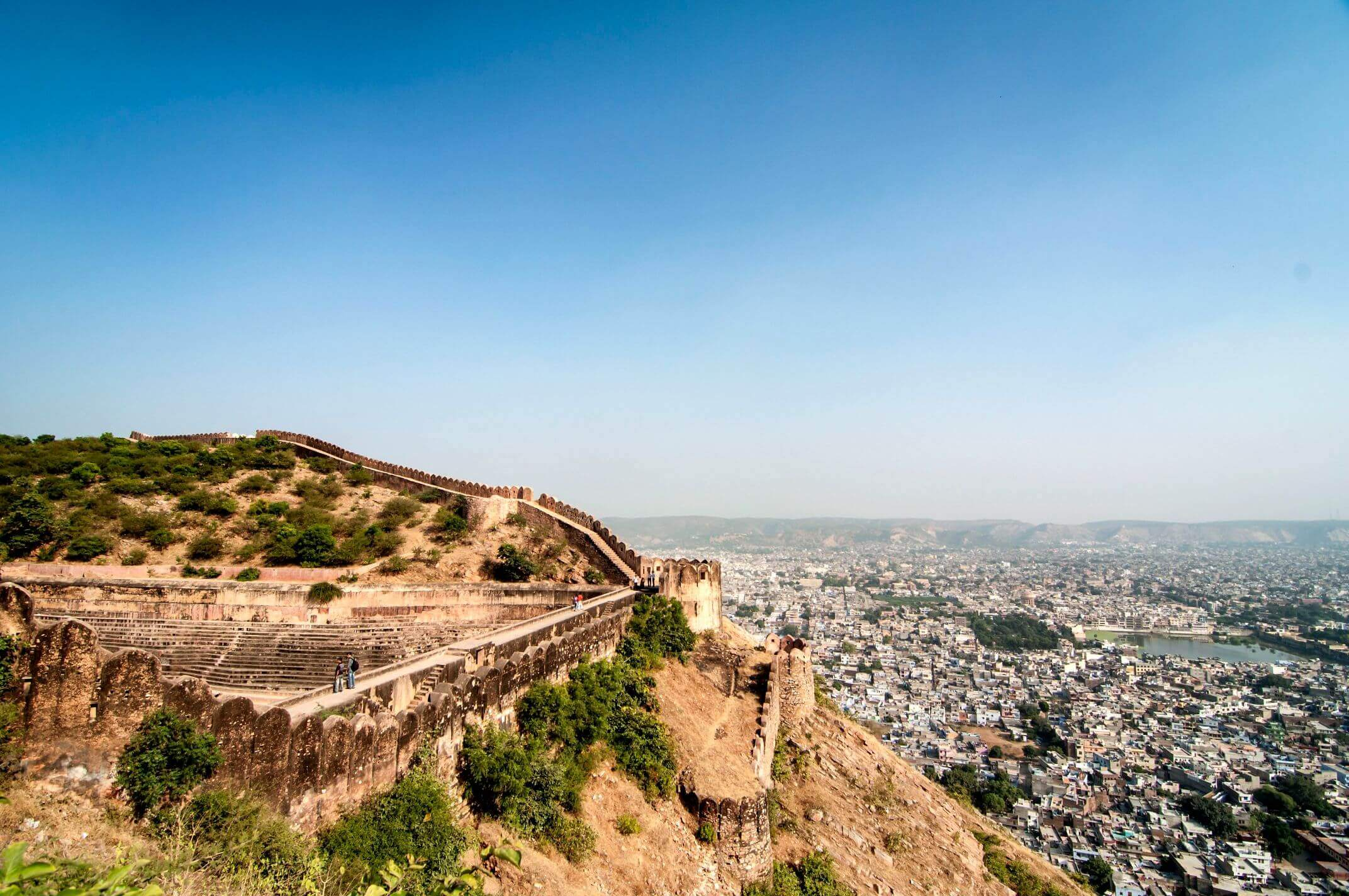Nahargarh Fort or Tiger fort, Jaipur