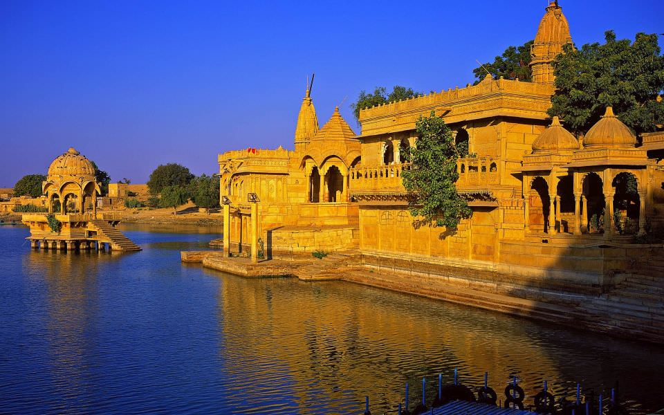 Local Area Jaisalmer Fort