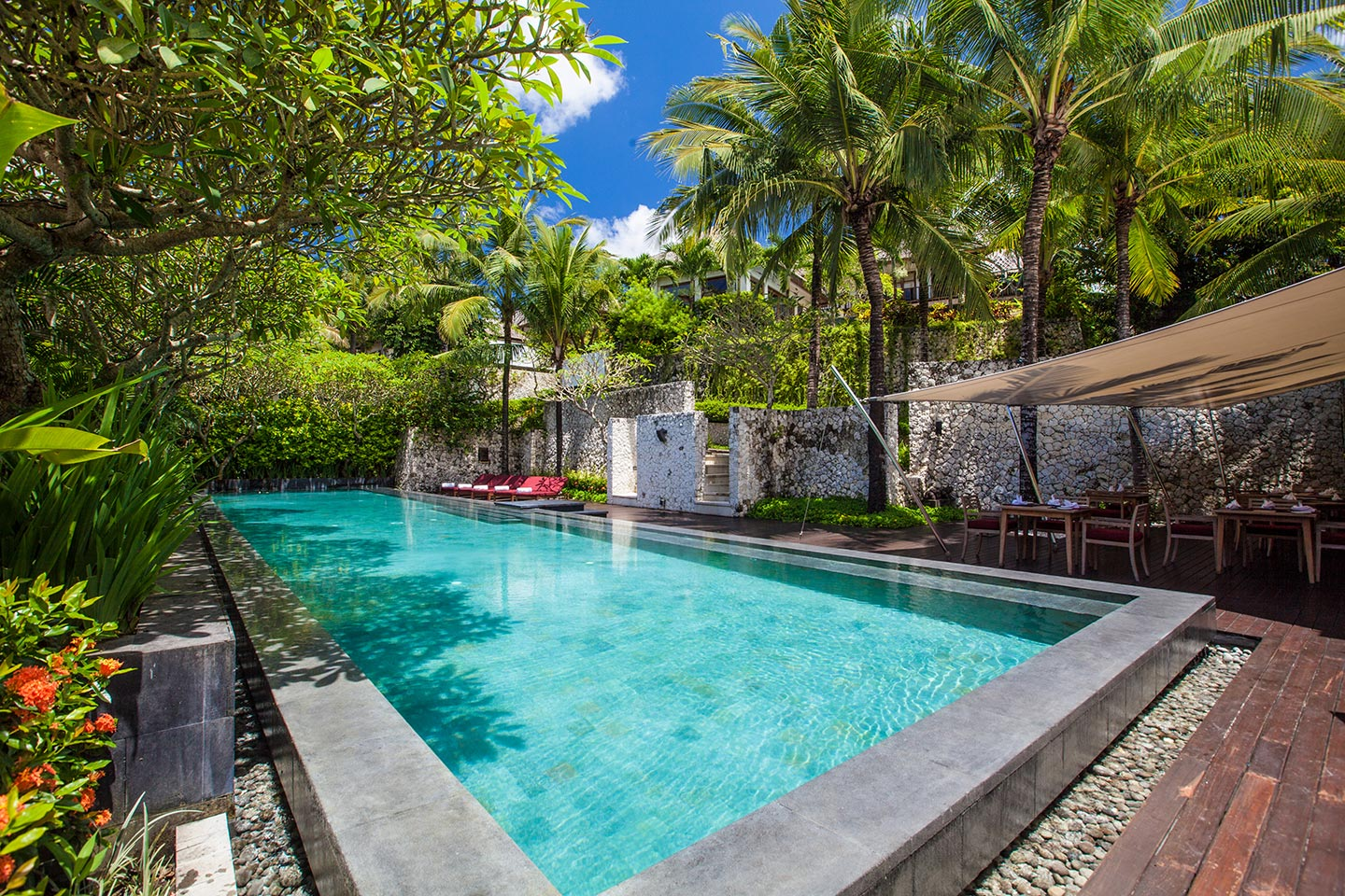 5 Star Hotel in Jimbaran Bay,Bali