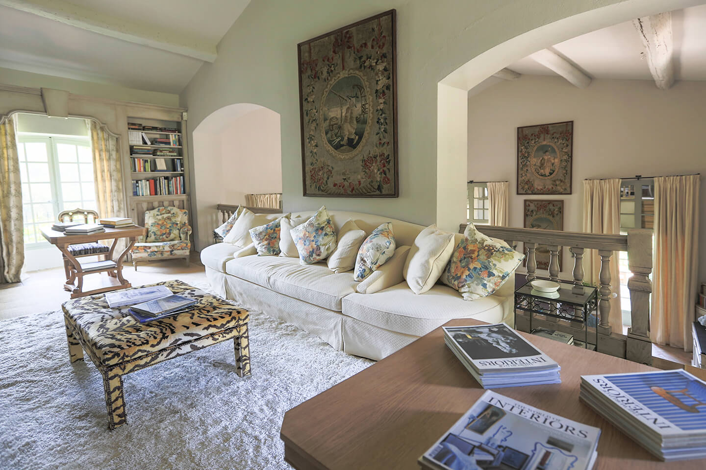 Le Preverger Family Room