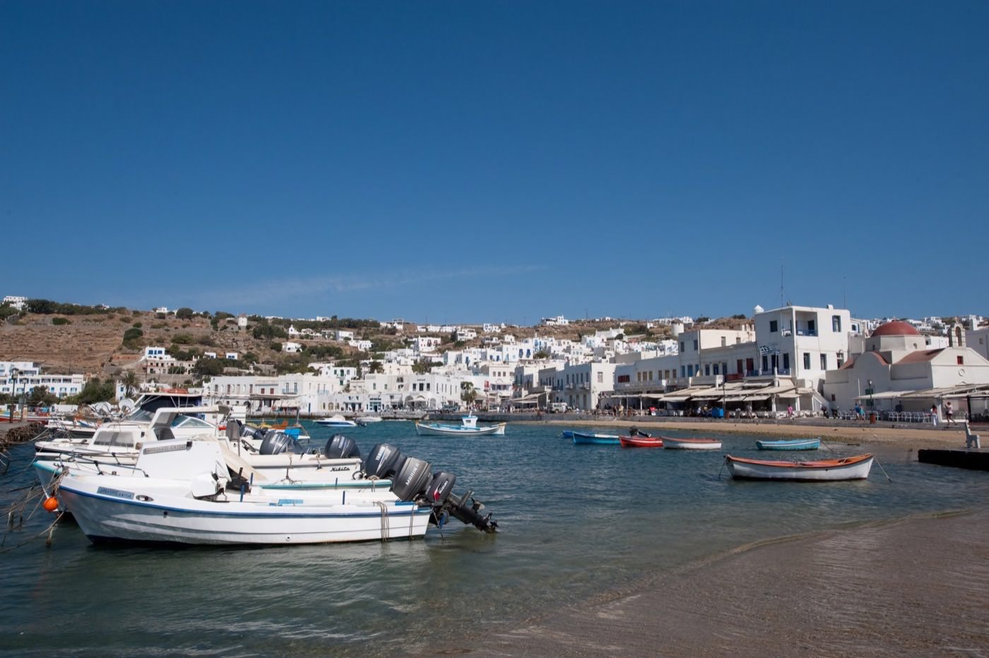 Mykonos Local Area