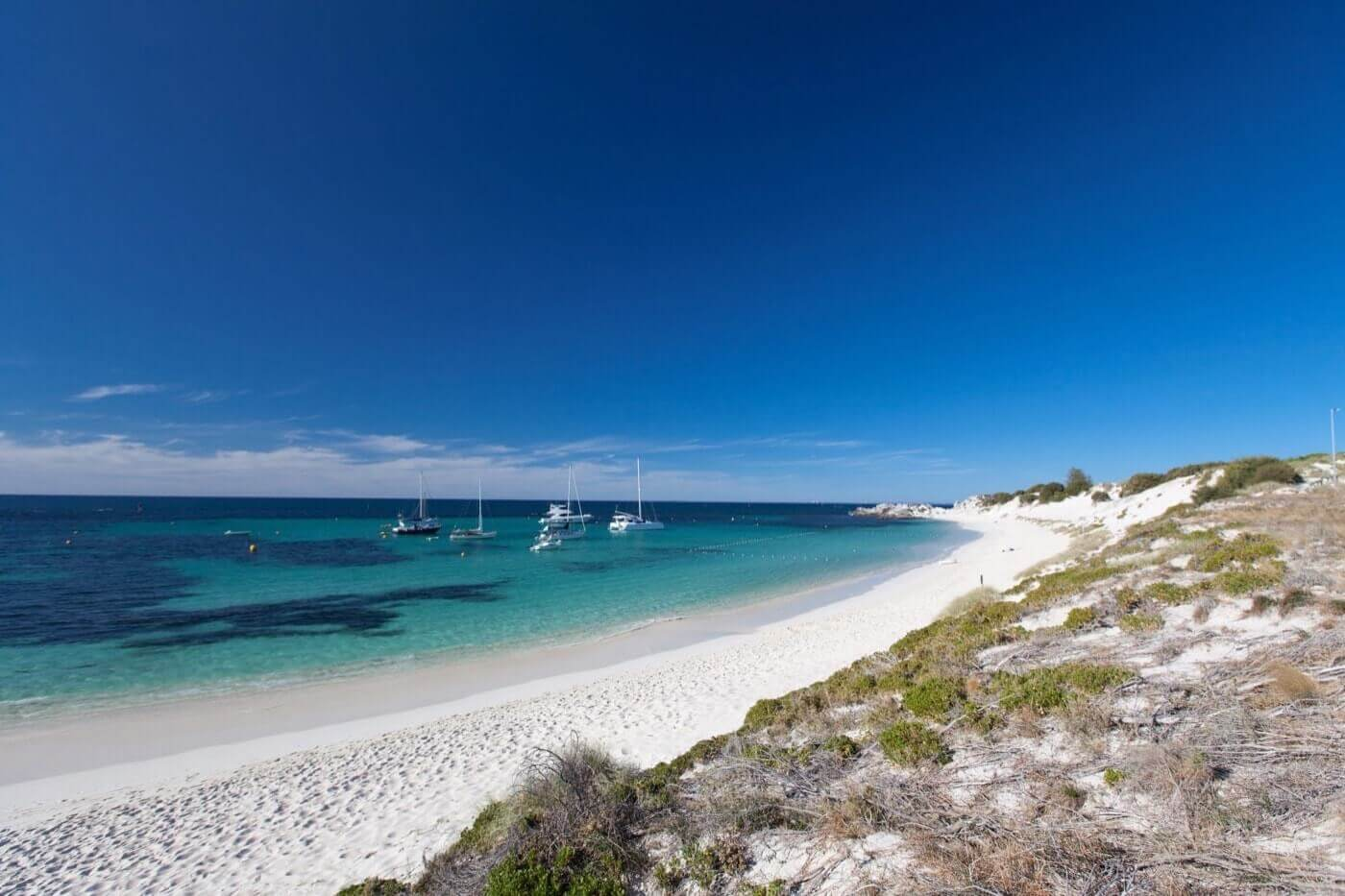 Accommodation in Rottnest