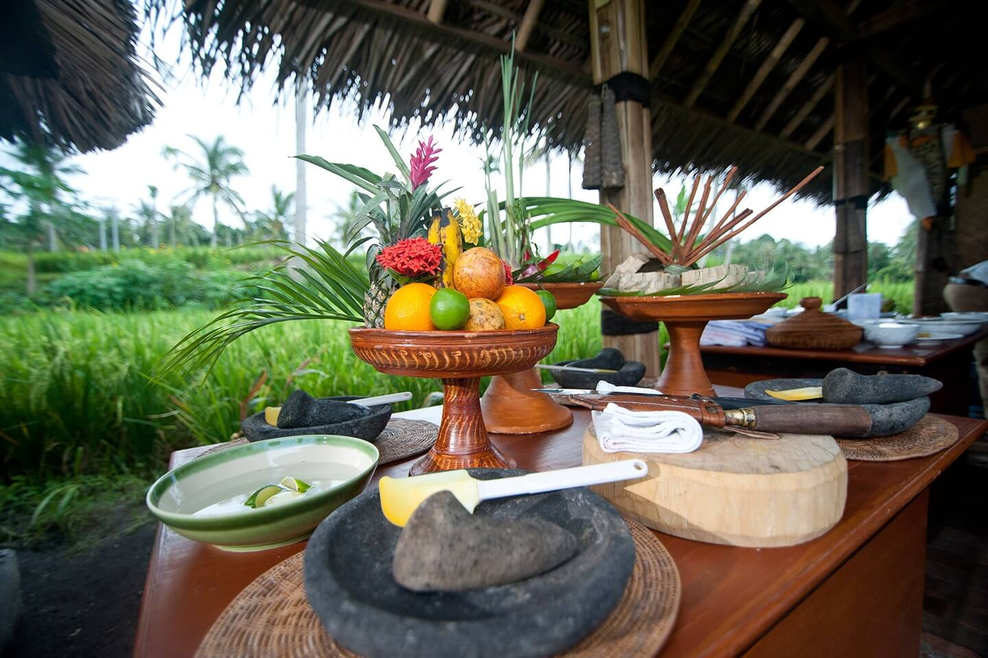 Karma Royal Candidasa Cooking Class Experience