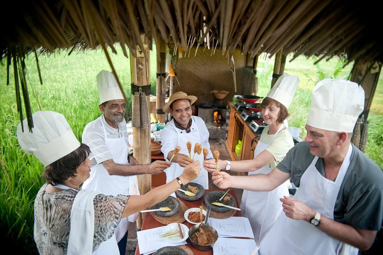 Karma Royal Candidasa Cooking Class Experience