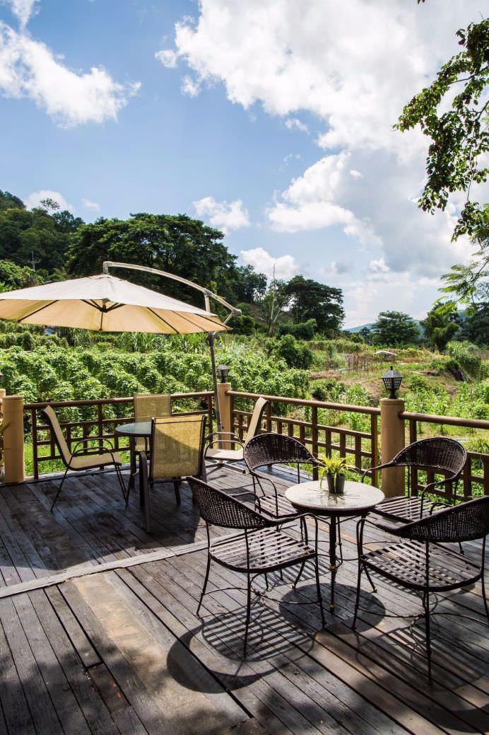 Maew Ra Rueng Restaurant Terrace