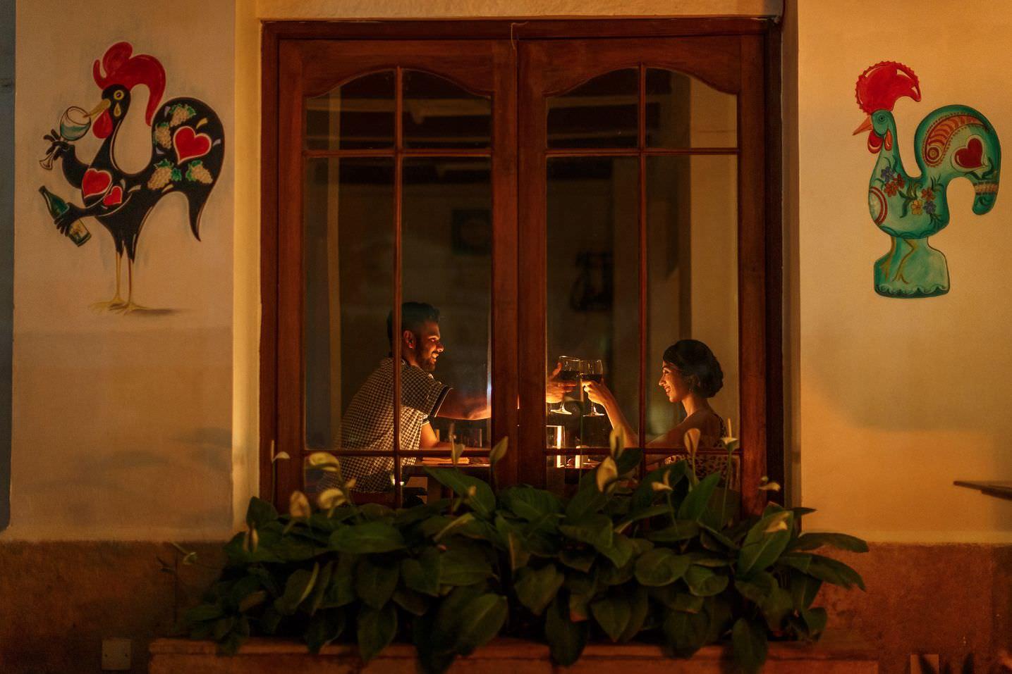Karma Royal Haathi Mahal Casa Lisboa Restaurant