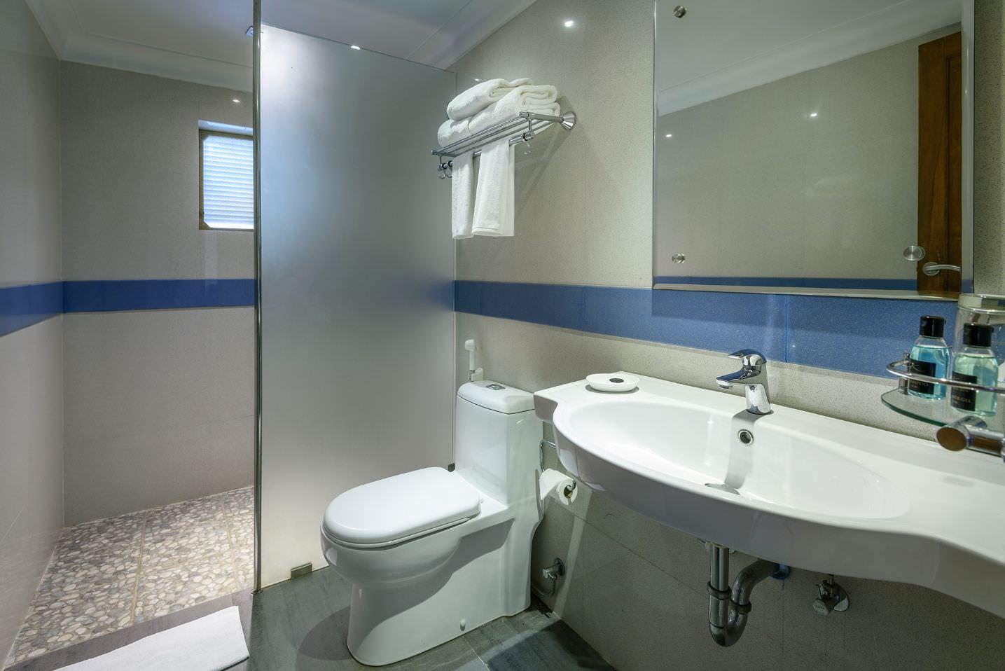 Karma Royal Haathi Mahal Accommodation Imperial Villa Bathroom
