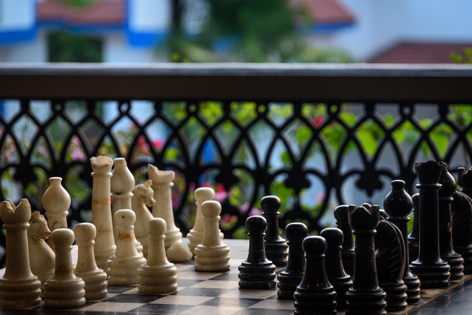 Karma Royal Haathi Mahal Game Area