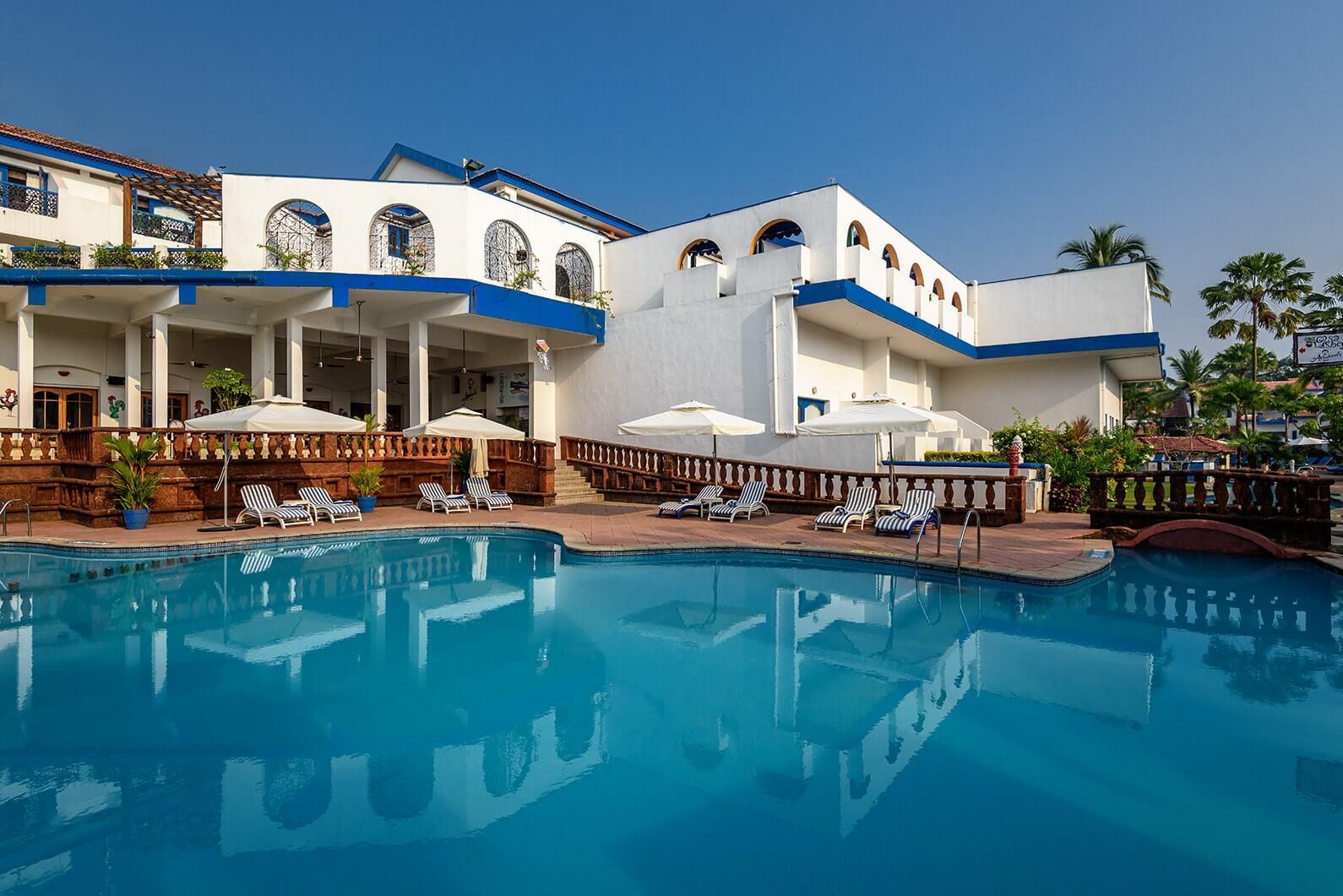Karma Royal Haathi Mahal Pool