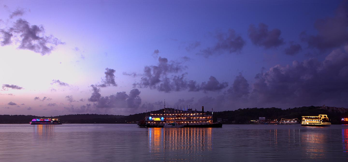 River Cruise in Goa