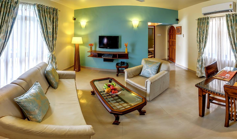 Karma Royal MonteRio Accommodation Lounge Area