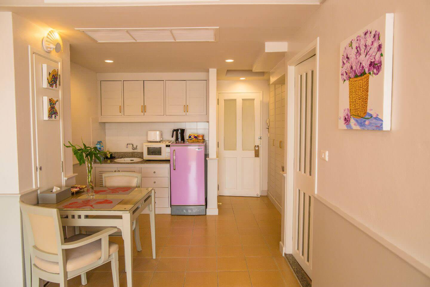 Karma Royal Phuket Accommodation Kitchen Area