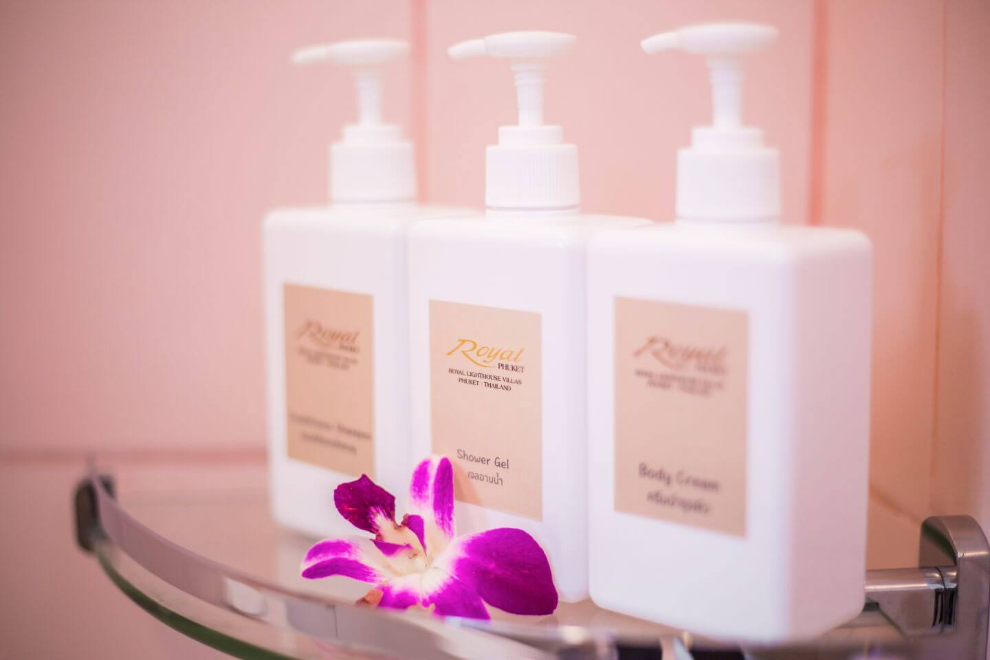 Karma Royal Phuket Bathroom Products
