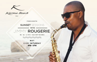 Sunset Sessions Jimmy Rougerie