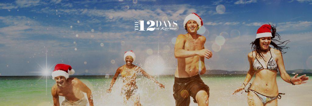 the 12 days of karma