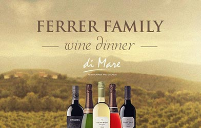 Ferrer Family Wine Dinner
